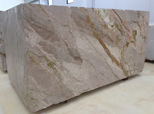 breccia aurora blocks