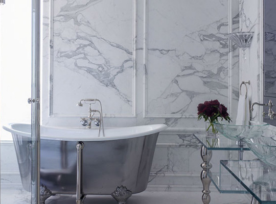 calacatta carrara project