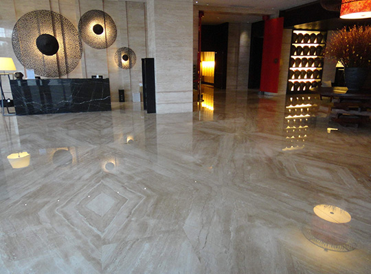 daino marble project
